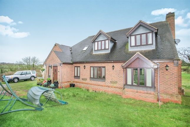 4 bed detached house for sale in Tippers Hill Lane, Fillongley, Coventry
