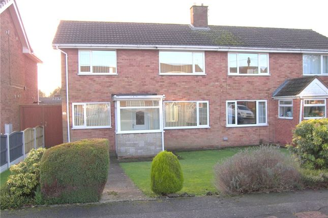 Thumbnail Semi-detached house to rent in Charnwood Crescent, Newton, Alfreton