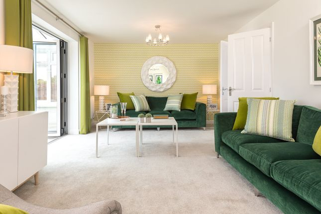 """Thumbnail Detached house for sale in """"Oakhampton"""" at Drift Road, Selsey, Chichester"""