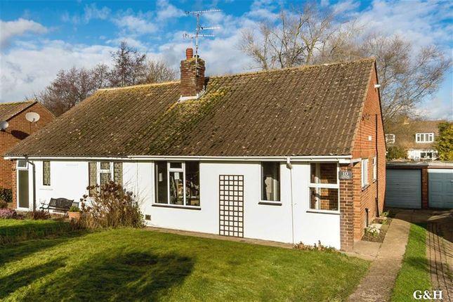 Thumbnail Semi-detached bungalow for sale in Meadowbrook Road, Kennington, Ashford