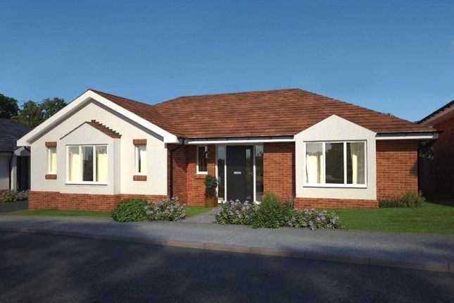 Thumbnail Detached bungalow for sale in Moonhill Copse, Westclyst, Exeter, Devon