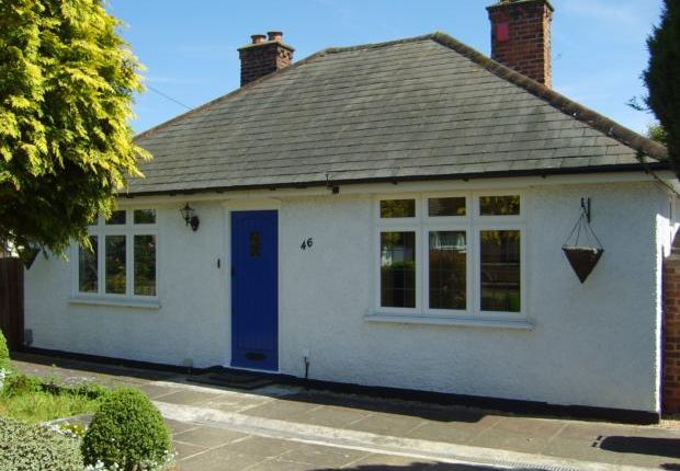 Thumbnail Bungalow to rent in Old Hale Way, Hitchin