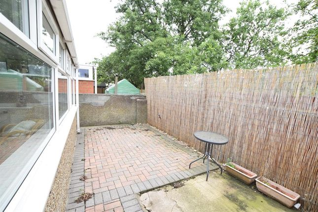 Rear Yard of Woollin Avenue, Scunthorpe DN16