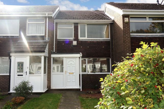 Thumbnail Terraced house to rent in Silverstone, Killingworth, Newcastle Upon Tyne