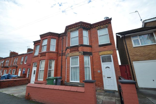 Thumbnail Semi-detached house for sale in Albion Street, New Brighton, Wallasey