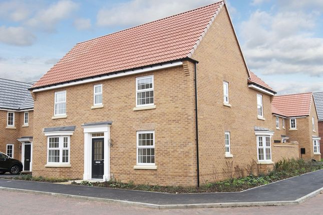 Thumbnail Detached house for sale in Etwall Road, Mickleover, Derby