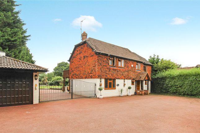 Thumbnail Detached house for sale in Park Farm, Wood Cock Hill, Felbridge