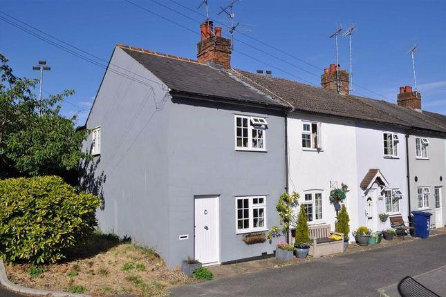 Thumbnail End terrace house for sale in Babbs Mead, Farnham, Surrey