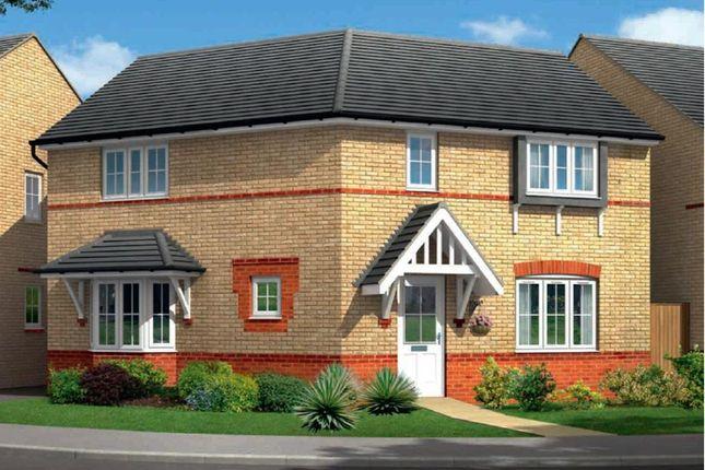 "Thumbnail Detached house for sale in ""Faringdon"" at Squinter Pip Way, Bowbrook, Shrewsbury"