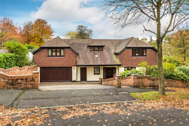 Thumbnail Detached house for sale in Monahan Avenue, Purley