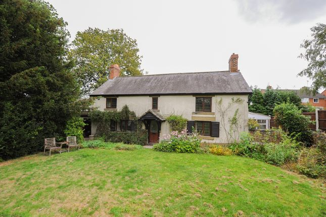 Thumbnail Cottage for sale in Nethermoor Road, New Tupton, Chesterfield