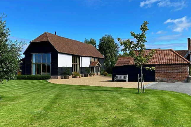 Thumbnail Barn conversion for sale in Bacon End, Dunmow, Essex