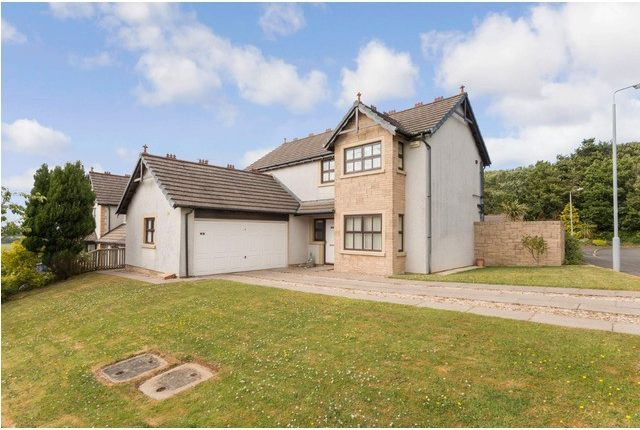 Thumbnail Detached house to rent in Lomond View, Symington, Ayrshire