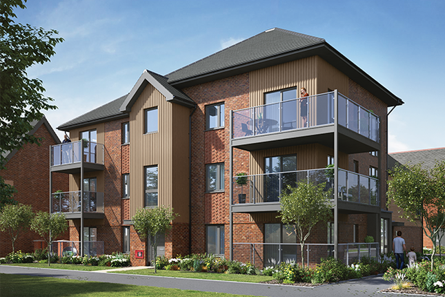 Thumbnail Flat for sale in Plot 272, Crowthorne