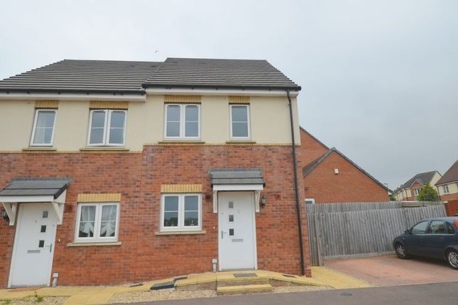 Semi-detached house for sale in Boating Lake Lane, Lydney