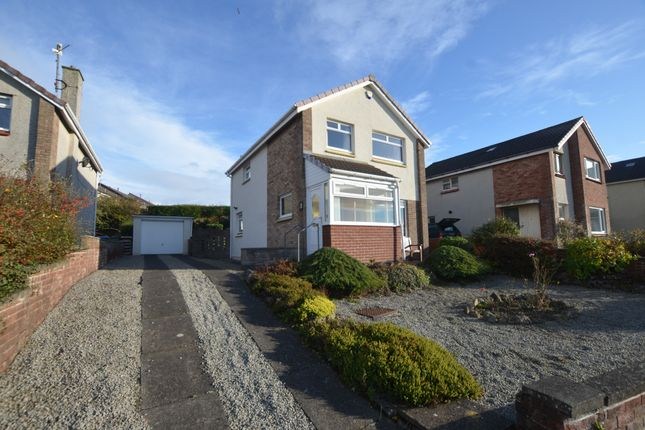 Thumbnail Detached house for sale in 2 Miller Avenue, Girvan