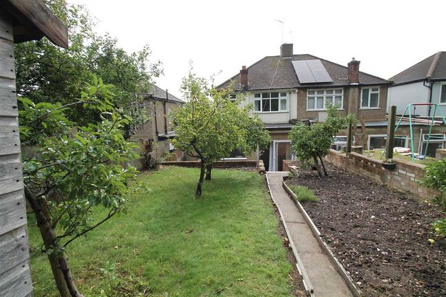 Thumbnail Semi-detached house to rent in Winifred Road, Coulsdon