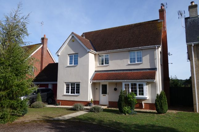 Thumbnail Detached house for sale in Jackson Place, Barham, Ipswich