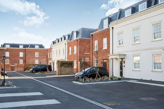 Thumbnail Terraced house for sale in Officer Gardens Weevil Lane, Gosport