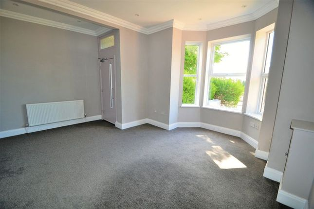 Thumbnail Flat to rent in Wellington Road, Eccles, Manchester