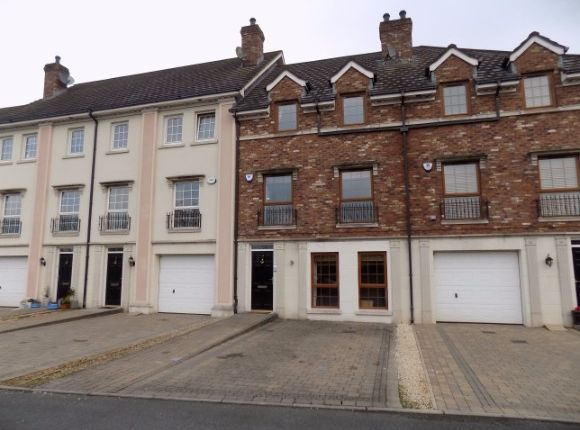Thumbnail Town house to rent in Berkeley Hall Place, Lisburn