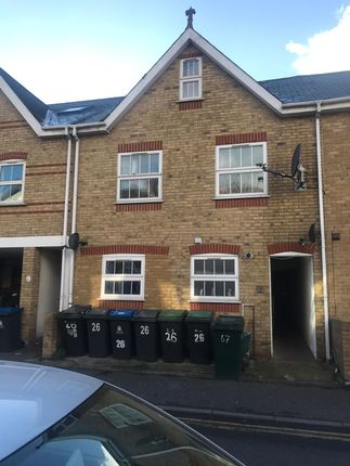 Thumbnail Terraced house to rent in Southsea Road, Kingston Upon Thames