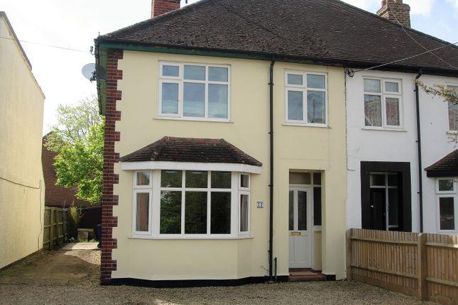 Thumbnail Semi-detached house to rent in High Street, Kidlington