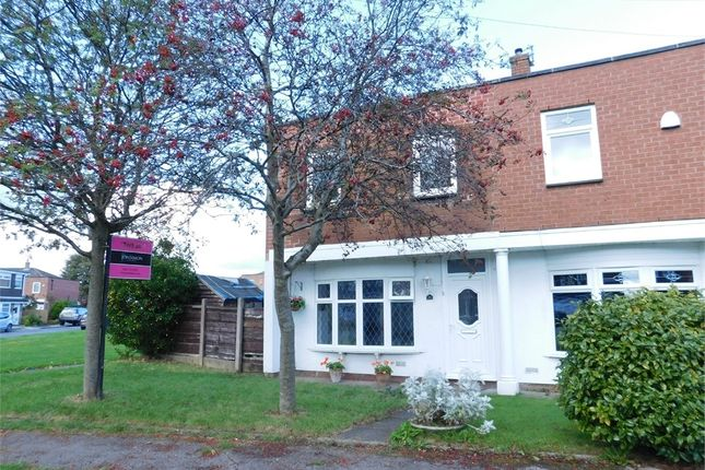 Thumbnail End terrace house to rent in Broomfield Close, Ainsworth, Bolton
