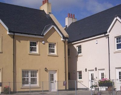 Thumbnail End terrace house for sale in Water's Edge, Callanders Close, Garlieston