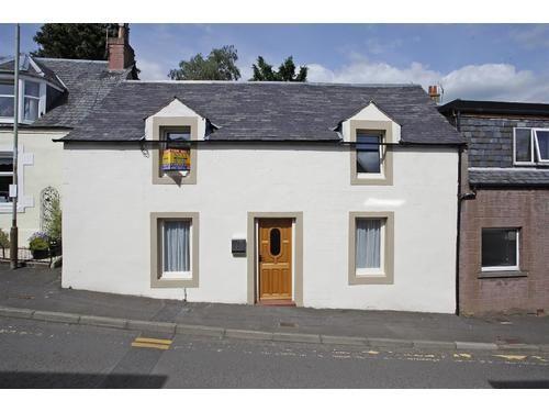 Thumbnail Terraced house to rent in Millar Street, Creiff