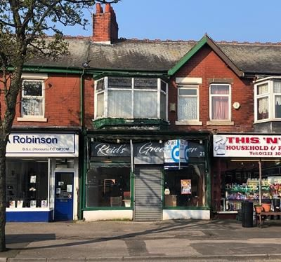 Thumbnail Commercial property for sale in Commercial Investment, Whitegate Drive, Blackpool, Lancashire