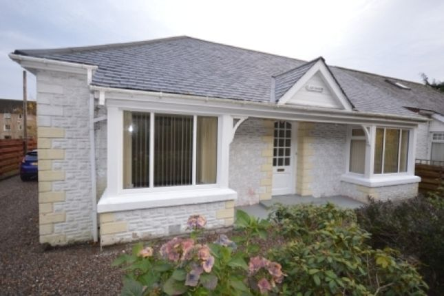 Thumbnail Semi-detached bungalow to rent in Glenurquhart Road, Inverness, Highland