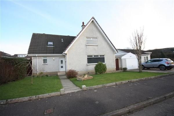Thumbnail Detached house for sale in Newark Crescent, Ayr