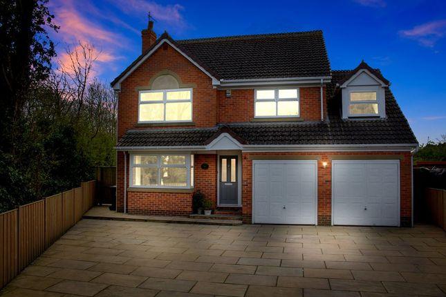 5 bed detached house for sale in Garden Lane, Sherburn In Elmet, Leeds LS25