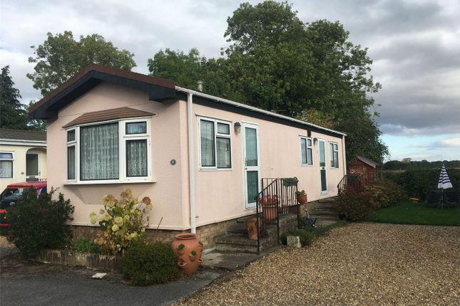 Thumbnail Mobile/park home for sale in Ebor Park, Appleton Roebuck, York