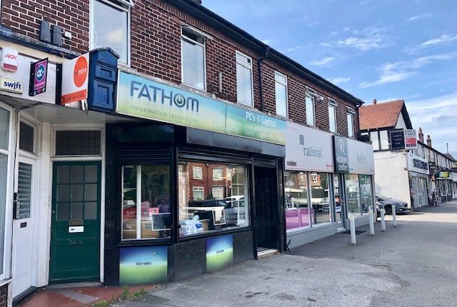 Thumbnail Retail premises for sale in Manchester Road, Timperley
