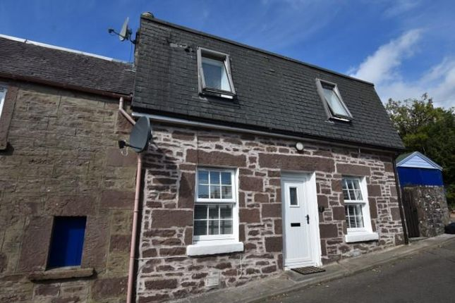 Thumbnail End terrace house for sale in Pittenzie Road, Crieff