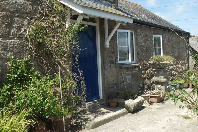 Thumbnail Flat to rent in St. Buryan, Penzance