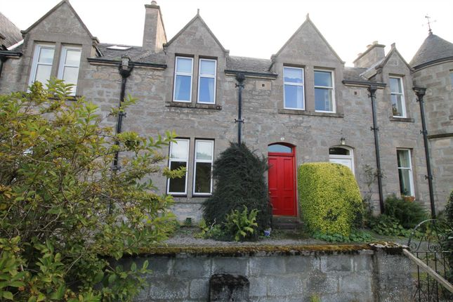 Thumbnail 3 bed terraced house to rent in Riverbank Terrace, Nairn