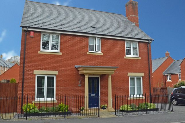 Thumbnail Detached house for sale in Bathern Road, Exeter