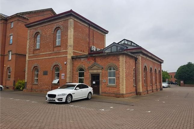 Office to let in St Peters House, St Mary's Wharf, Mansfield Road, Derby, Derbyshire