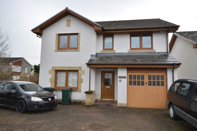 Thumbnail Detached house for sale in 1 Dunloskin View, Dunoon, Argyll