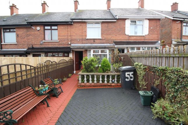 Thumbnail Terraced house for sale in Brompton Park, Belfast