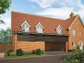 Thumbnail Flat for sale in Nightingale Meadows, Leiston