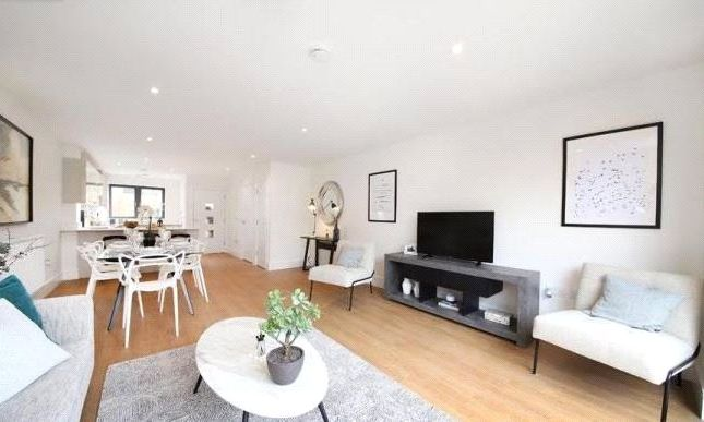 Thumbnail Terraced house for sale in Zion Place, Thornton Heath