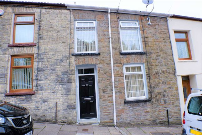 Thumbnail Terraced house for sale in Victoria Street, Ystrad, Pentre