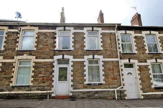 Thumbnail Terraced house for sale in Station Terrace, Pontyclun, Rhondda, Cynon, Taff.