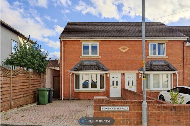 Thumbnail Semi-detached house to rent in Lingmoor Terrace, Carlisle