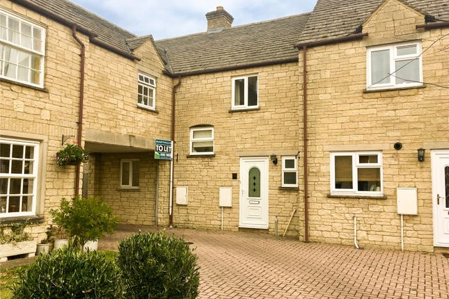 Thumbnail Semi-detached house to rent in Rissington Drive, Deer Park, Witney