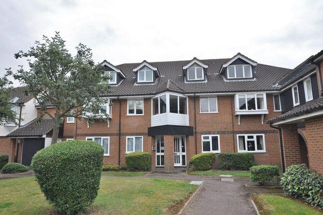 Thumbnail Flat to rent in Hazel Gardens, Sawbridgeworth